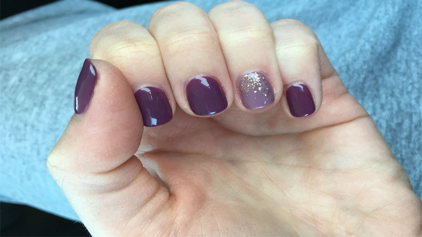 Paris Nails | Acrylic Nail Design trends 2018